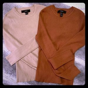 😍 Bundle of two sweaters 🎉